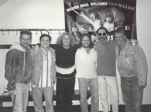 Rob & The Boys from Van Halen