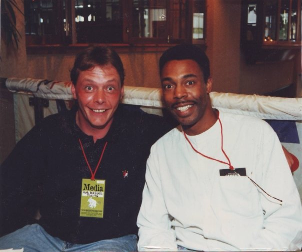 Rob and Michael Winslow