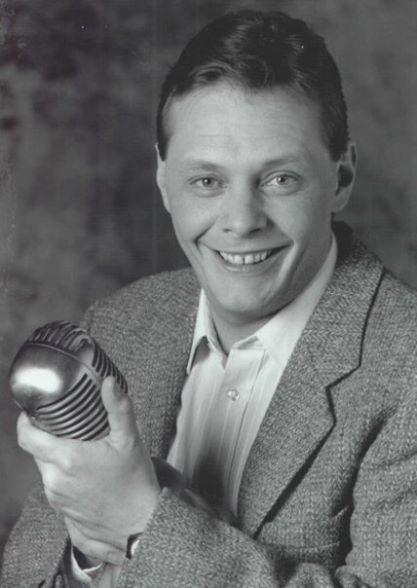 Rob Wreford Publicity Photo 1995