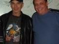 Rob with Billy Bob Thorton