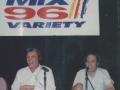 Rob On Air with Comedian Gilbert Gottfried