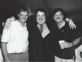 Rob with Super Dave Reynolds & the late John Pinette