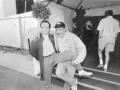Rob and the late great Richard Jenni